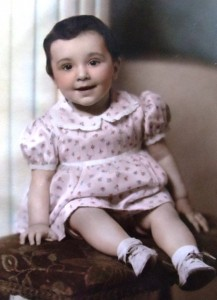 6 Andreanna at 10 months, 1944
