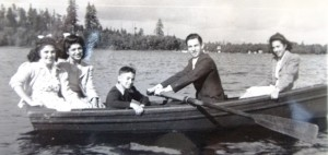 6 Boating in 1941