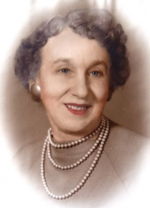 6 John's mother Ruth Marie Garr at age 64,