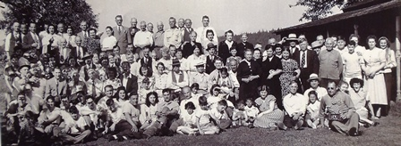 6 Machias farm picnic, 1950s