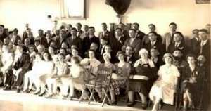 7 Baptism Kondelia right, 1932