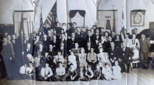 8 AHEPA gathering, March 25, 1934