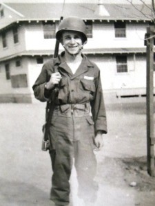9 John in the Army, 1945