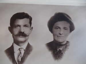 Christos and Polexeni Chakos