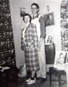 12 Pearl and Paul, 1955
