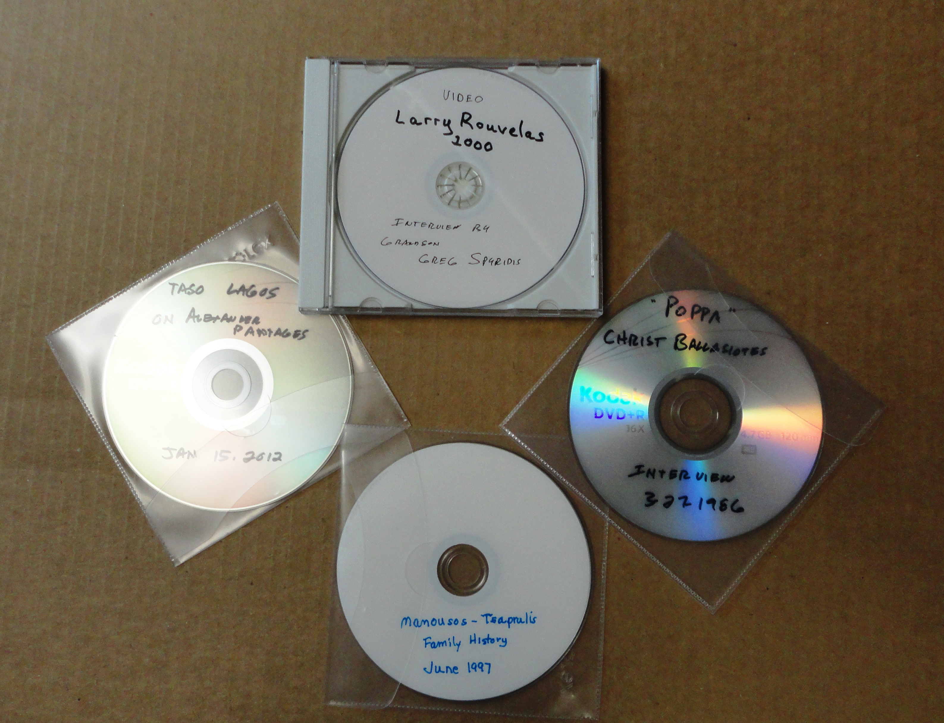 Film, Video and DVDs