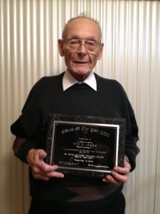 9 PETE MAN OF THE YEAR, 2004
