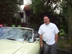 JIM PAPPAS - 1958 Mercury Montego MX convertible