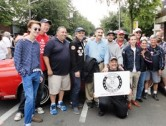 GREEKS ON THE STREETS – Greenwood Car Show, June 28, 2014