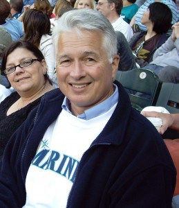 9 Mariners ball game, 2007