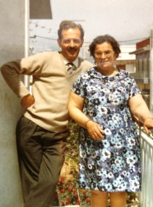 13 Georgos and Anastasia Mavromatis, circa 1960s