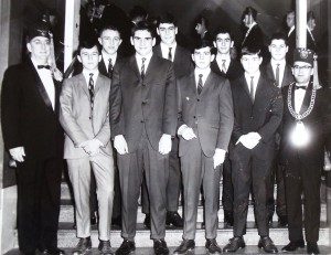 13 Sons of Pericles, 1962