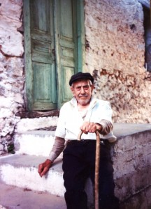 2 Panagiotis Tsororou, maternal grandfather, 1980s