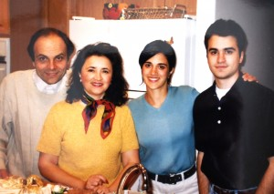 20 Costa, Rita, Stacy and Danny, 1994