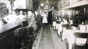 3 BOSTON CAFE, CIRCA 1910