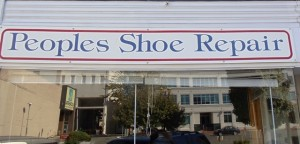 6 Peoples Shoe Repair 2825 Wetmore Ave. Everett, 2014