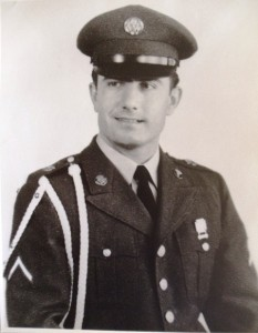 5 Steve in the Army, 1962