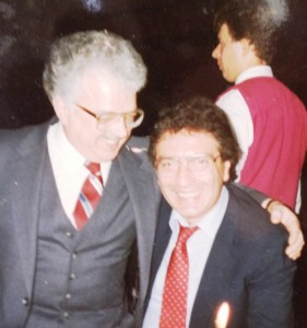 14 Spiro Savvides and John, 1980s
