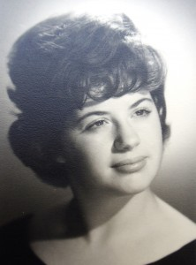18 Peggy in high school, 1964