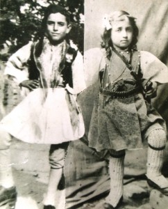 20 Manuel and George Tramountanas,late 1940s
