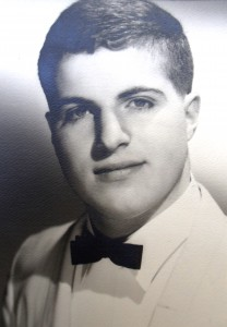 25 Mike in high school, 1965