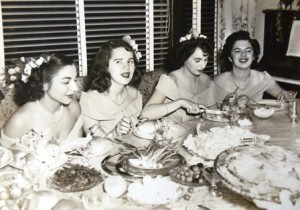 10 Helen Unknown, Mary Papouchis, Tasia Cooper, Billie, 1949