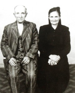 2 John and Maria Kourkoubas, 1930s
