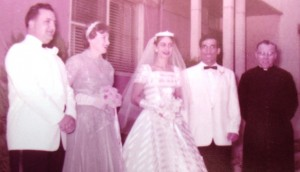 9 Fotini and Joe wedding, 1958