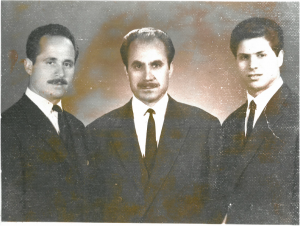 6 Brothers Geroge, Manolis and Michael, 1960