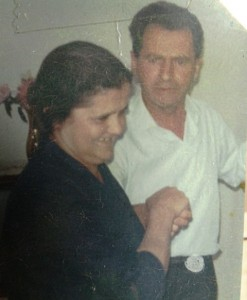 2 Demetra and George Apostolou, circa 1968