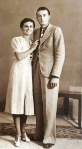 3 Anna and George, 1939