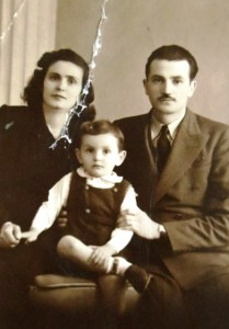 5 Anna, Andy and George, 1945