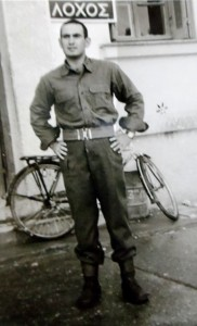 6 Christos in the Army, 1967