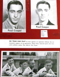 10 Collage of Paul, early 1940s