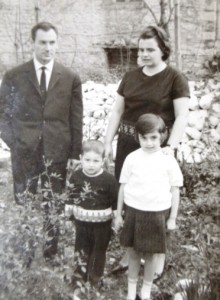 11 Athanasios, Christos, Maria and Eleni, 1965