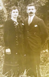 2 Govetas grandparents, Christos and Maria, 19