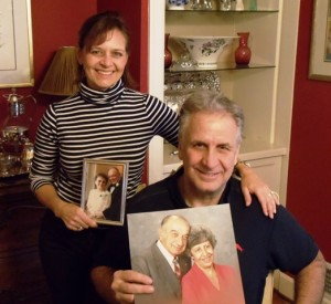 20 Kris and Kenny with their parents photos, 2016