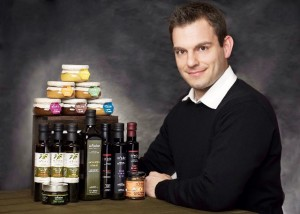 20 Tasos with his products, 2015
