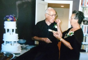 8 Paul and Maria 50th anniversary, 2001
