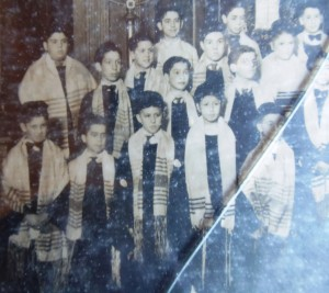 10 Elazar (second from left, front row), circa 1929