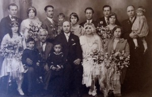 2 Demitrios and Maria wedding, 1920s