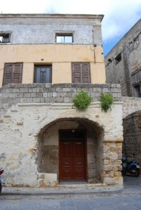 8 Isrrael family home in Rhodes,